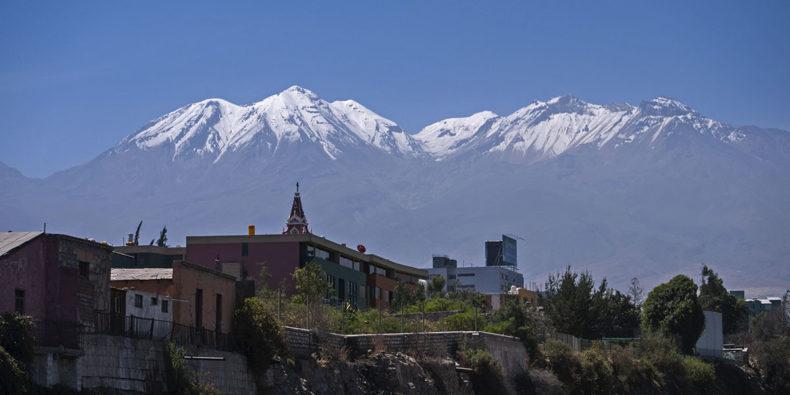 10 days at peru - misti volcano