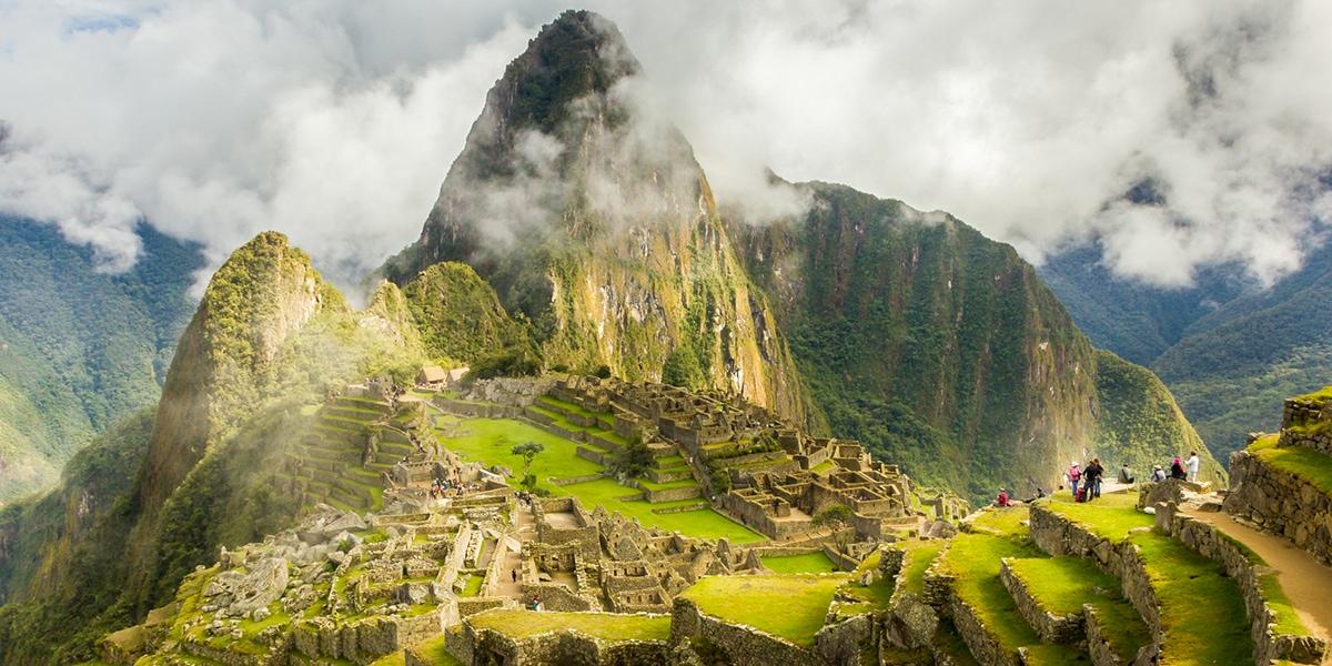 vista panoramica de Machu Picchu - 10 dias en peru