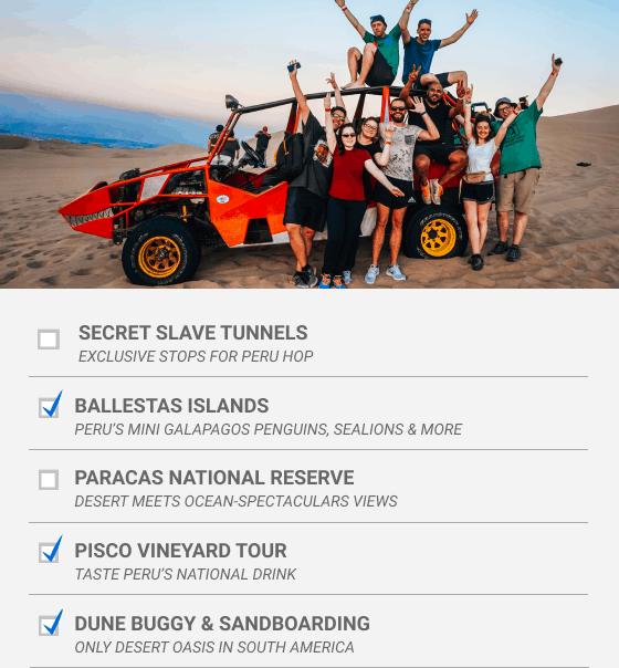 Huacachina Sandboarding & Dune Buggy Tours: 2019 Updated