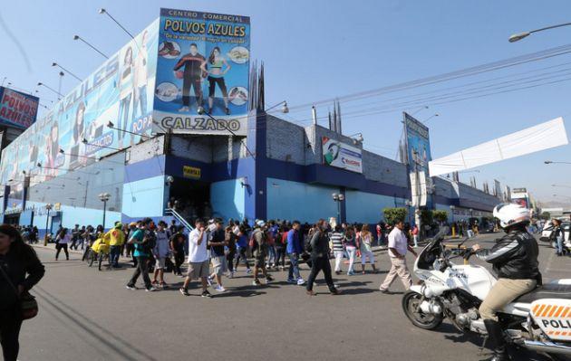 Polvos Azules - Best marketss in Lima