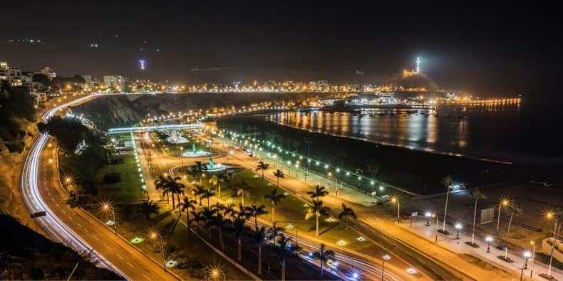 One day in Lima
