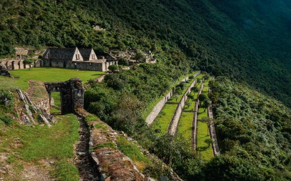 Best Treks Peru - Choquequirao Ruins