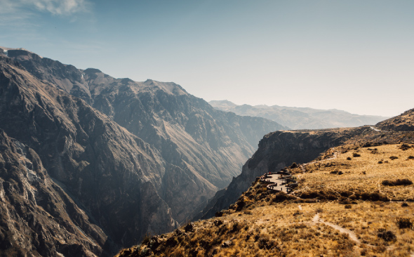 Best Treks Peru - Colca Canyon Valleys