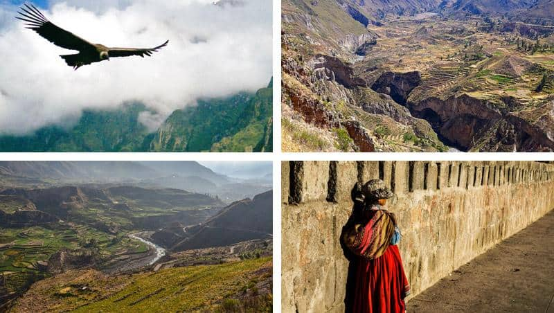 Colca Canyon 2 Day Tour photo gallery