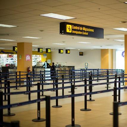 aéroport international Jorge Chávez