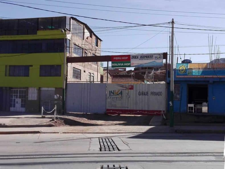 Cusco terminal 1