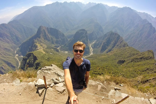 Glodny Swiata - travelling South America