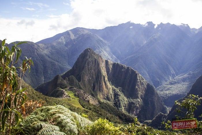 Machu Picchu Mountain - Machu Picchu