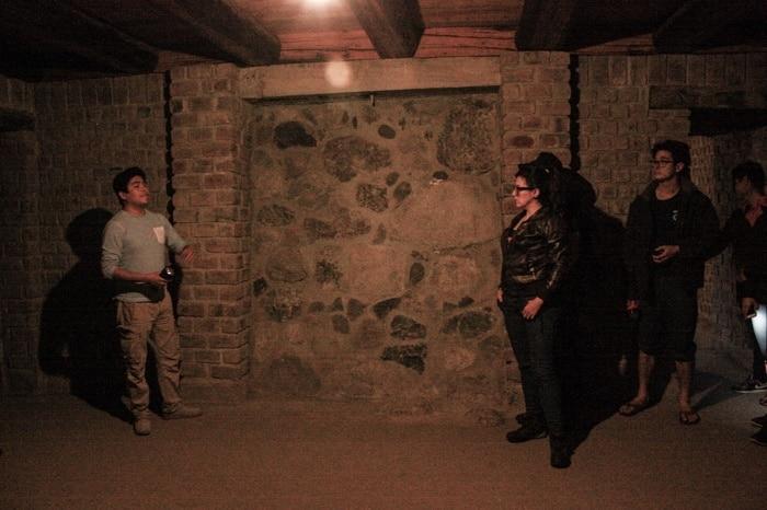 Slave tunnels 10