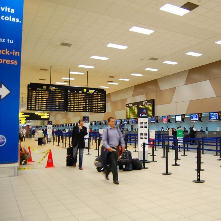 aéroport de lima pérou