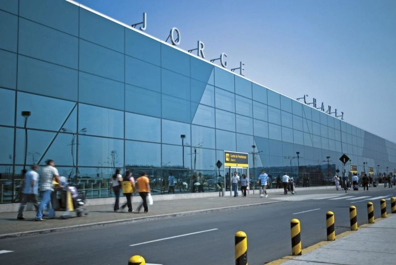 aéroport de Lima Pérou Jorge Chávez