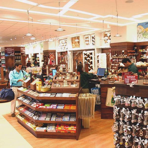 lima airport shops
