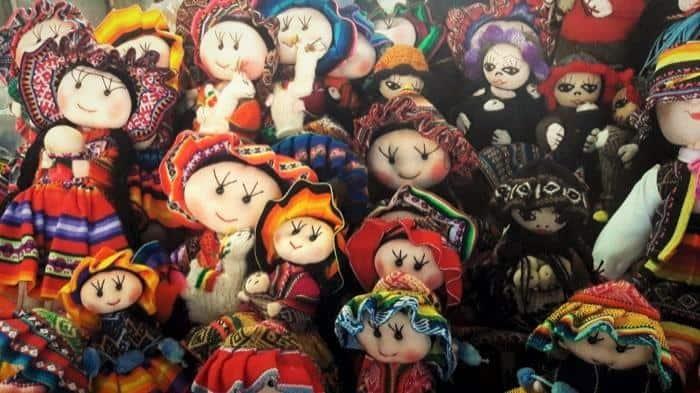 ... de las mujeres tradicionales peruanas. muñecas andinas e3ade924635