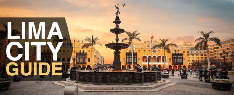 Lima Travel Guide - Peru Hop