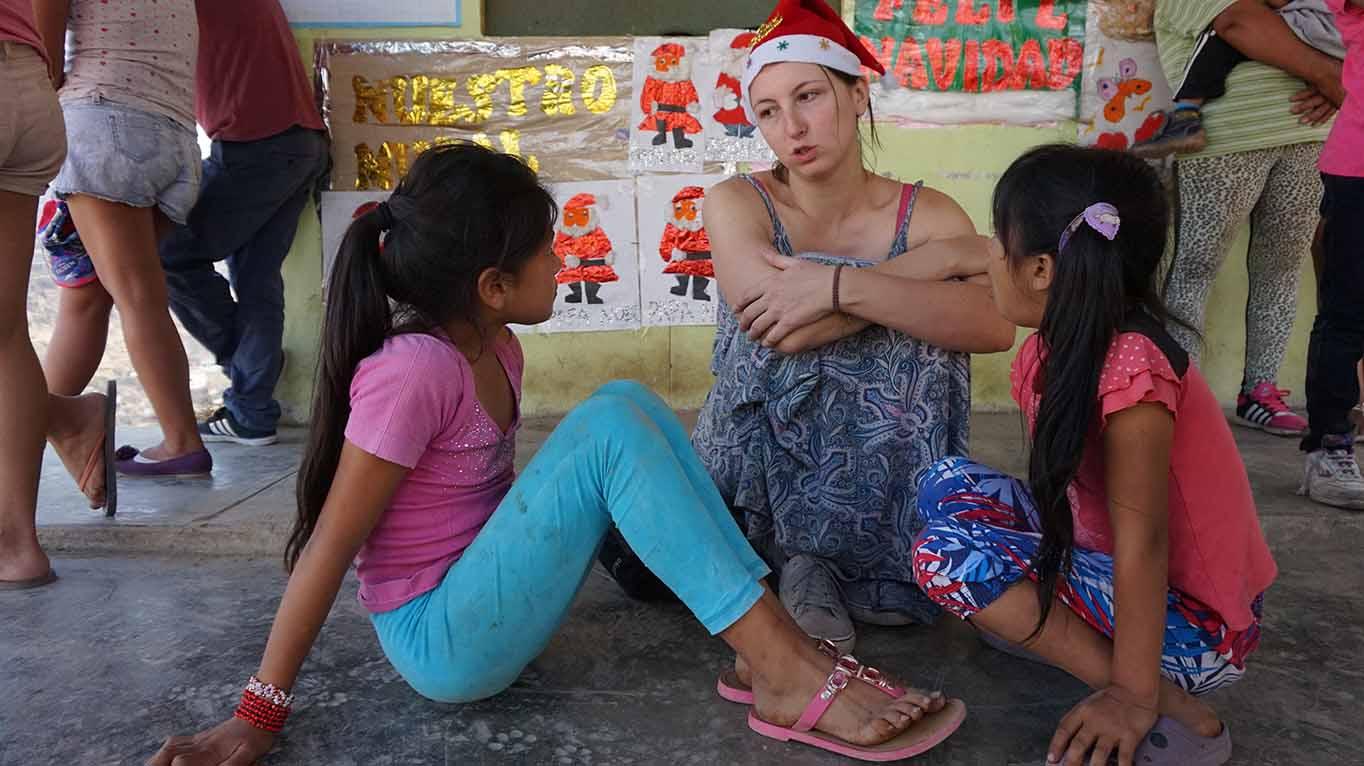 Children Charity Peru Hop