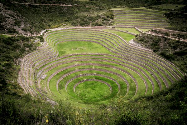 the ruins of moray