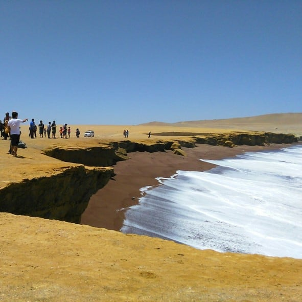 Reserva Nacional de Paracas