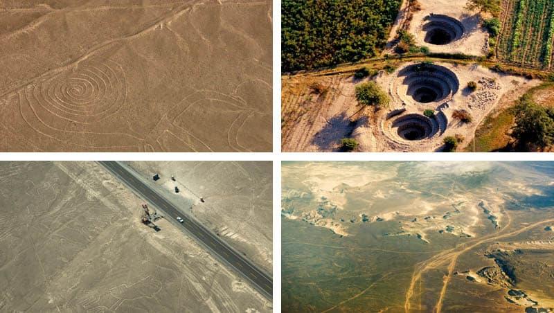 Nazca lines tour photo gallery