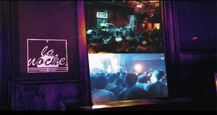 lima, perú : noche de barranco