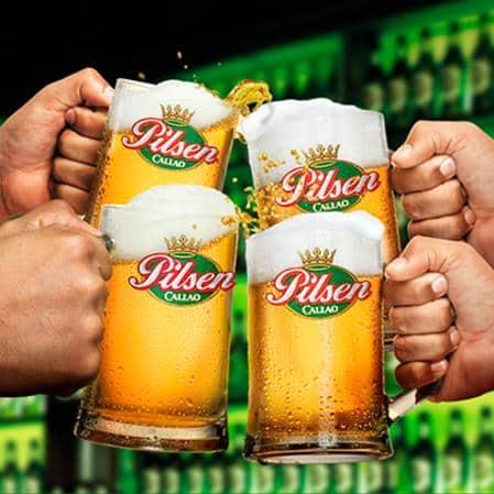 Pilsen Beer Peru