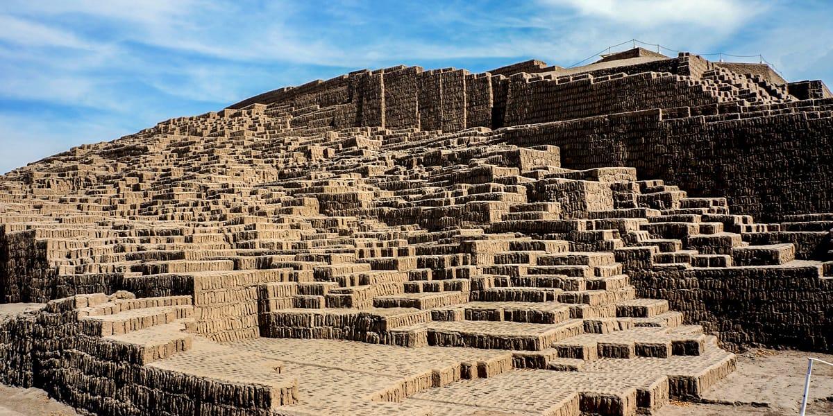 temple of huaca Pucllana