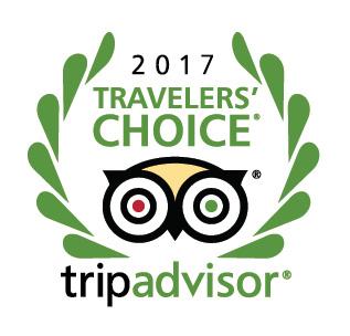 Lake Titicaca Experience - Tripadvisor 2017 excellence award winner logo