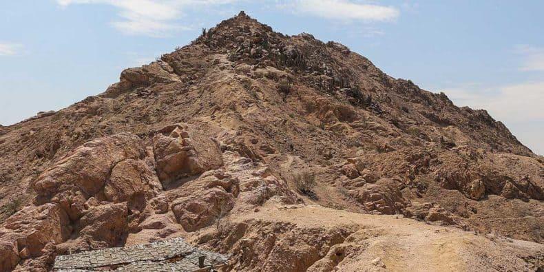 site of túcume
