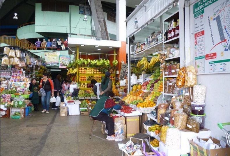 Surquillo market - Top 5 Markets in Lima