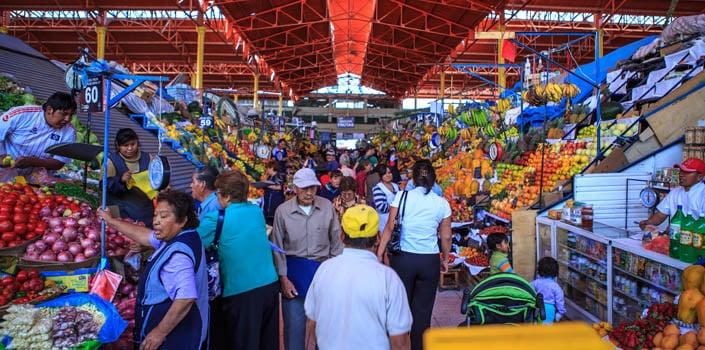 Dicas Top - feira mercado