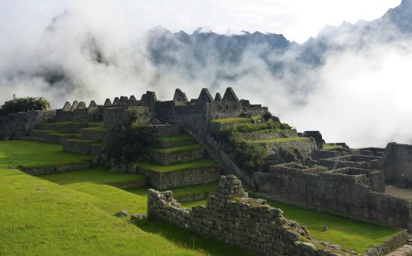 Best Treks Peru - Ruins in Vilcabamba