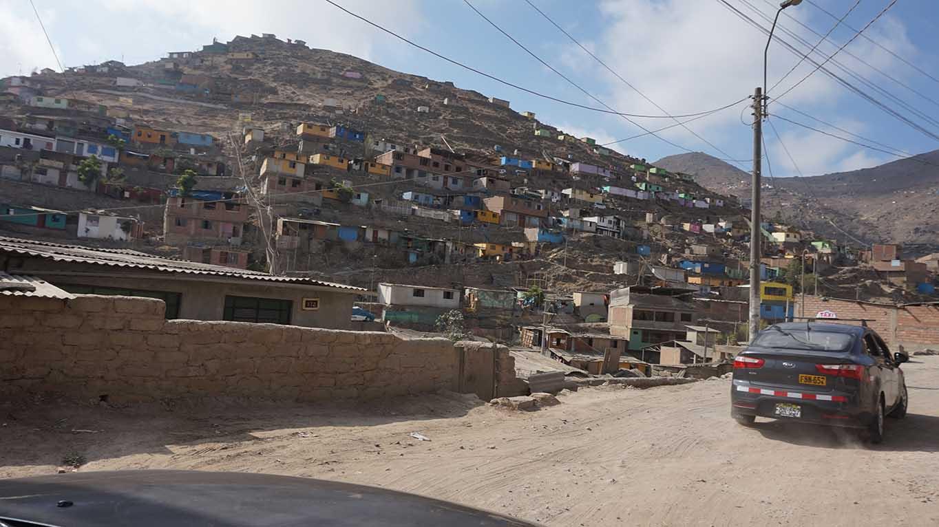 Villa Maria - Peru Hop Charity