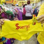 Christmas & New Year in Peru - Lucky Underwear