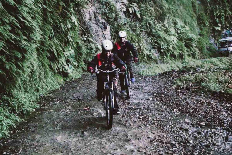 Death Road Bolivia- South America