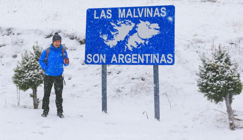 Las Malvinas - mejores bloggers sudamerica