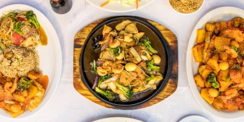 Hong Kong Chifa Restaurante de Lima