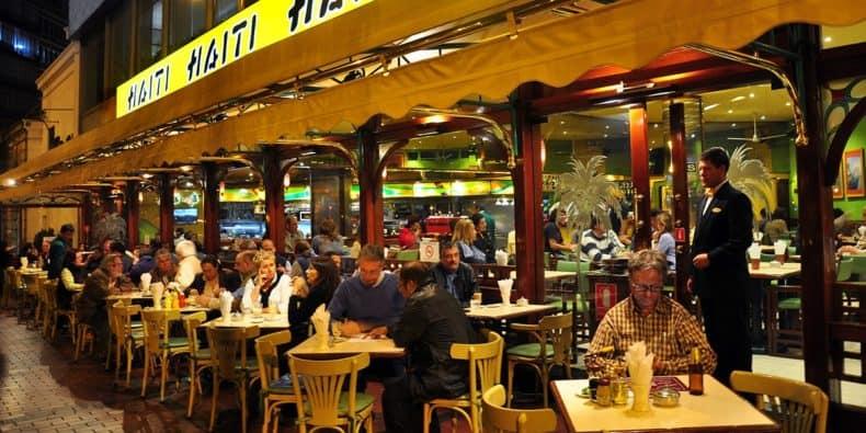Restaurante Haití em Lima