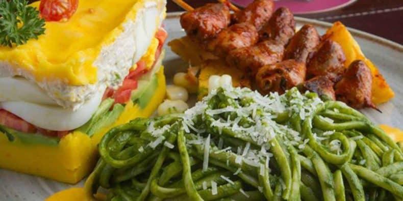 Prato de Panchita - melhores restaurantes de lima