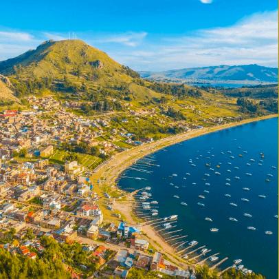 Copacabana - Bolivia