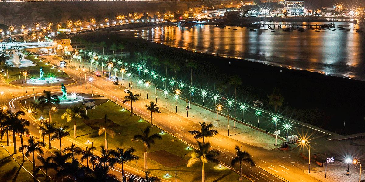 costa peruana - costa verde lima