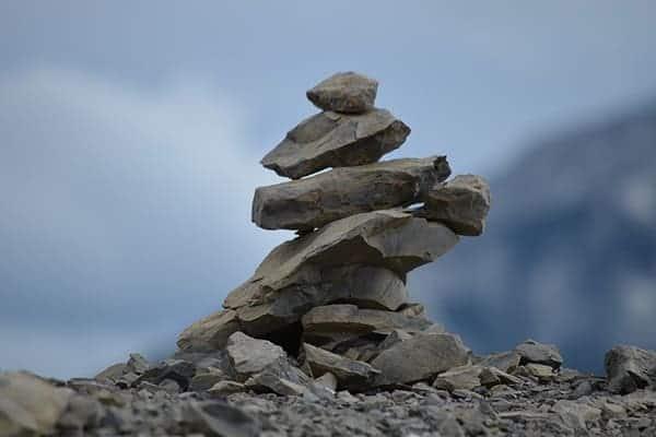 el hito de Piedras