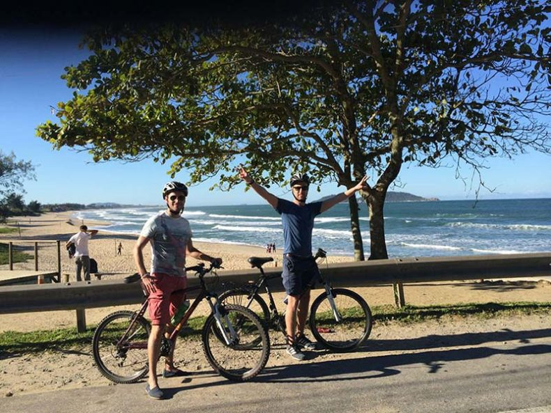 Onestep4ward- Sudamérica
