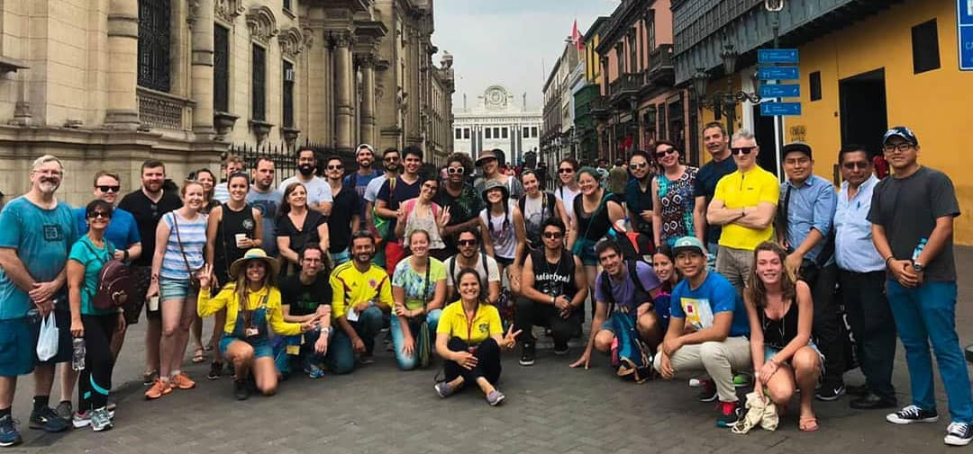 Free Lima Walking Tour