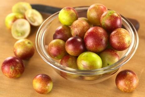 Frutas Peruanas - Camu Camu