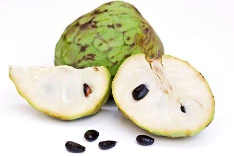 Peruvian fruits - Chirimoya
