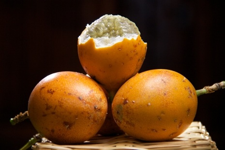 Peruvian fruits - Granadilla