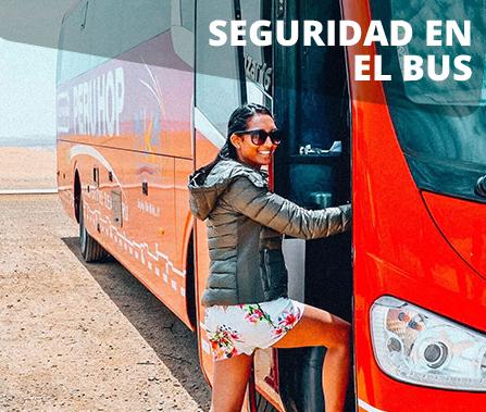 Seguridad en el bus