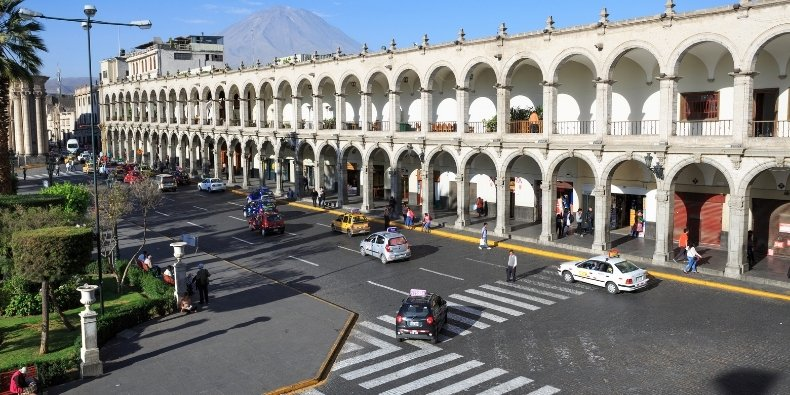 How to Get to Arequipa