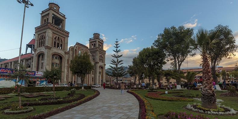 huaraz city