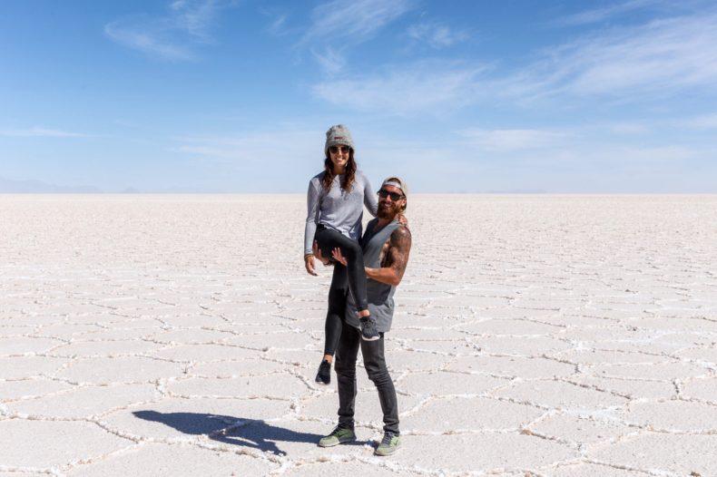 Uyuni in Bolivia - viajando por Sudamérica