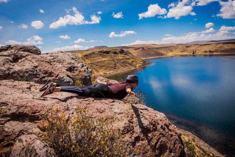 Lago Titicaca - viajando Sudamérica